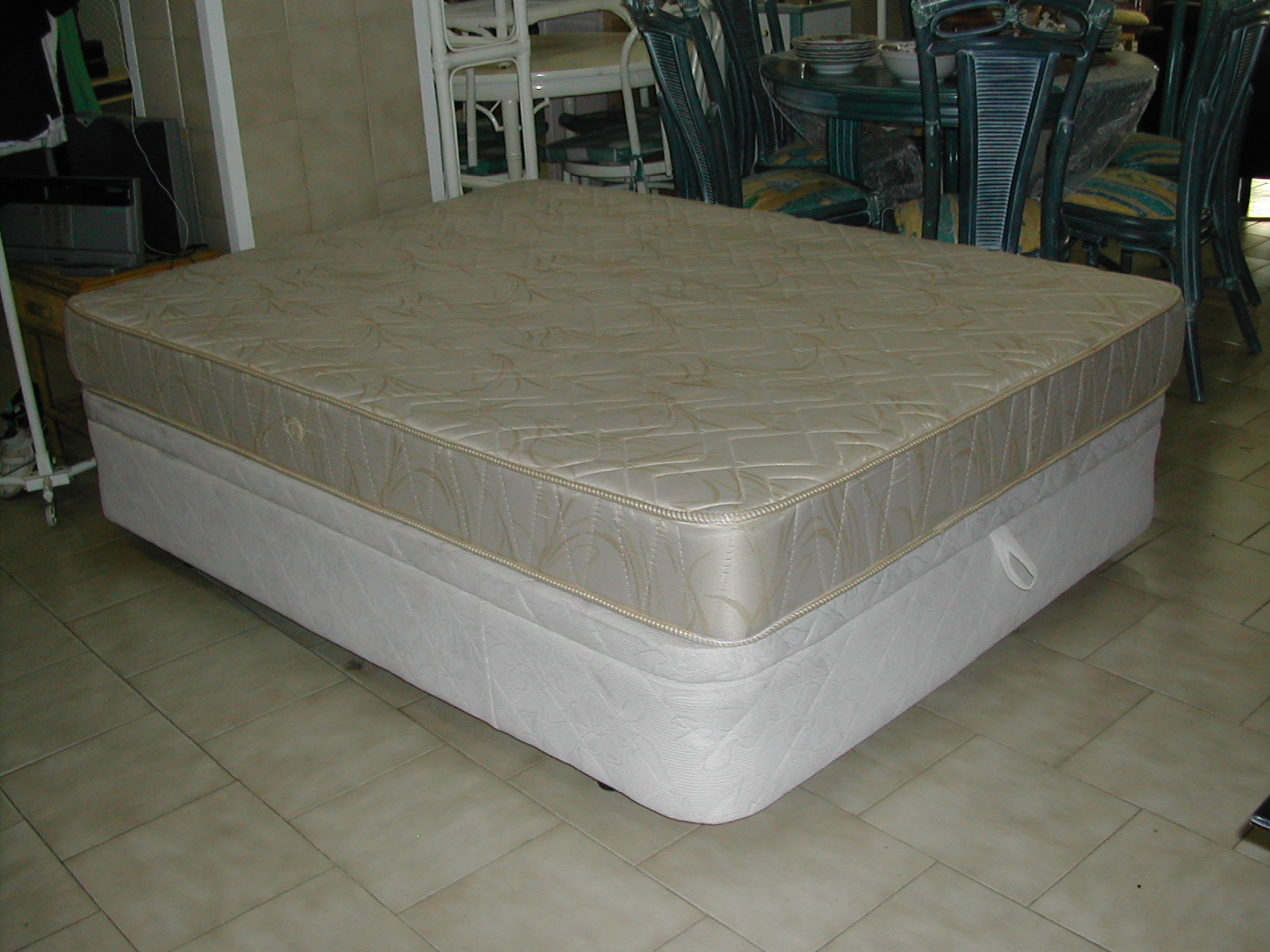 Double Divan Bed With Very Useful Storage Underneath Nerja Household Centre Second Hand