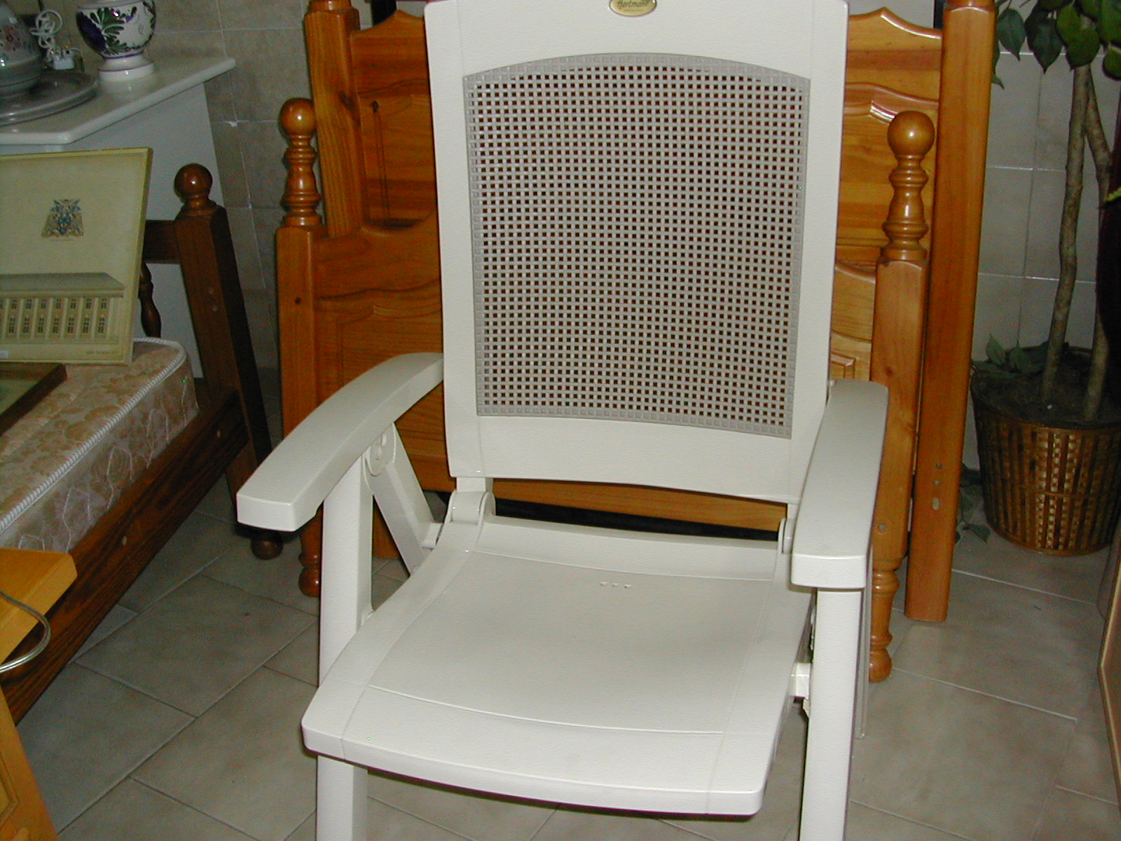 Super Hartman prestige patio chair - Nerja Household Centre | Second RI-21